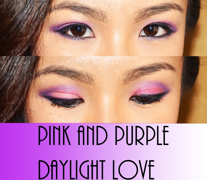 pink eyeshadow, makeup tutorial, pearypie, rosebud143, rose russo, The face shop, cc cream, look beauty, sleek makeup, asian, filipino, pinay, makeup, beauty, blogger,
