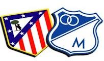 Millonarios Atletico Madrid vivo online 16 mayo amistoso Horarios
