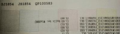 Kiểm tra tia máy in Epson Pm-A900