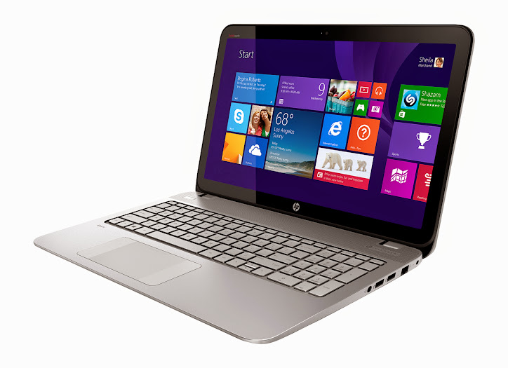 The AMD FX APU HP Envy Touchsmart Gaming Laptop