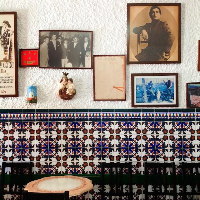 Taberna Abelardo - Bar de la Presenta