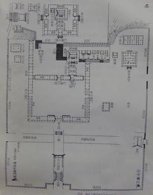 鶴岡八幡宮修営目論見絵図