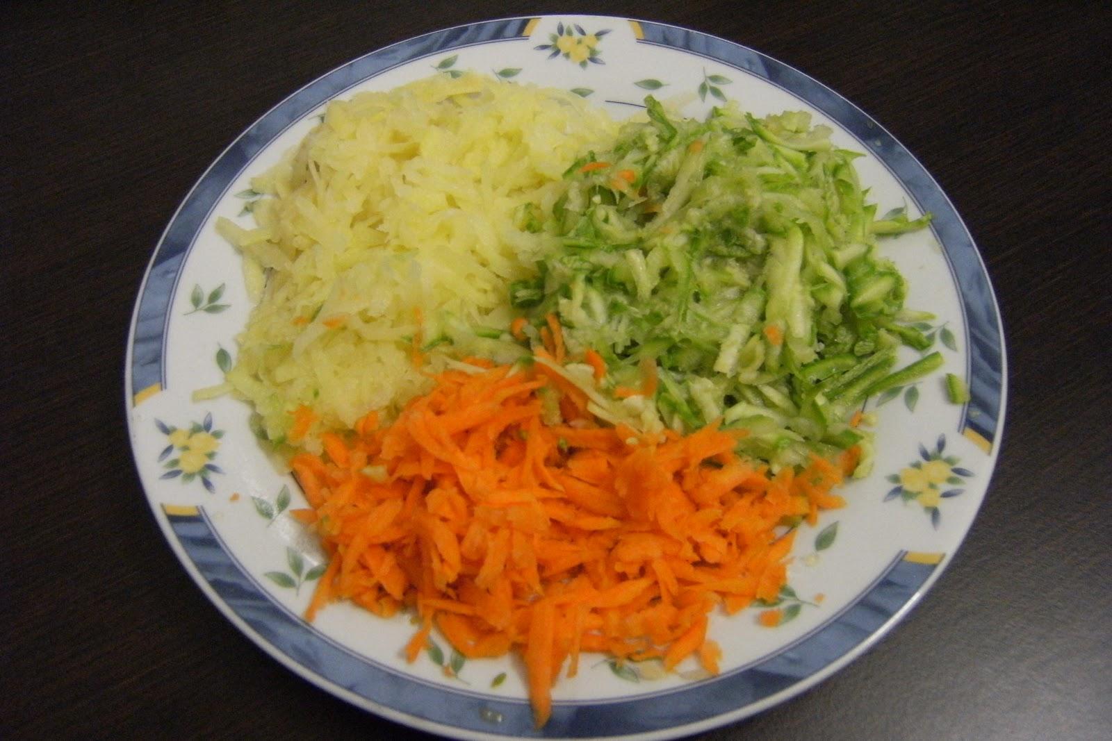 Di tutto un po 39 e poi chiss frittelle di verdure for Verdure alla julienne