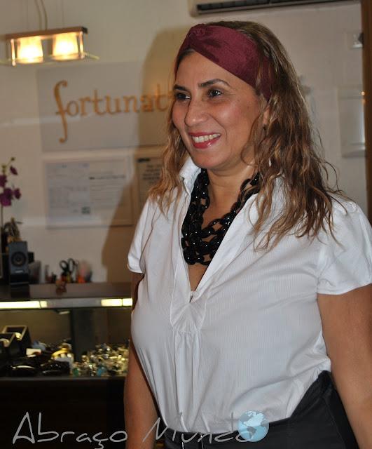 A moda na Fortunata Accessori que fica na avenida Prudente de Moraes