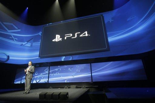 Sony Lancarkan PlayStation 4