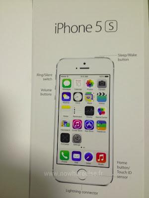 iPhone5S User Guide Nowhereelse.fr