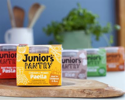 Junior's Pantry dishes collection