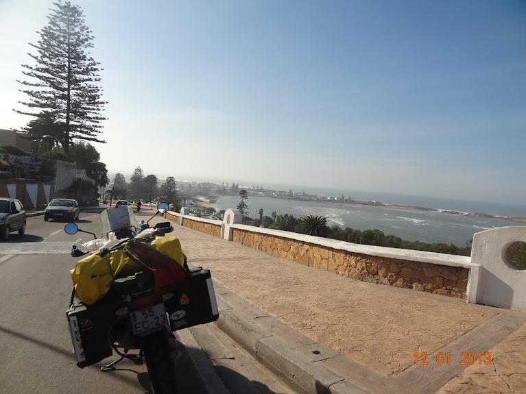 marrocos - Marrocos e Mauritãnia a Queimar Pneu e Gasolina DSC05463