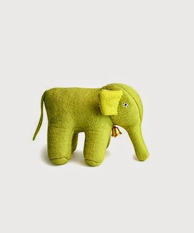 En Gry Sif Green elephant