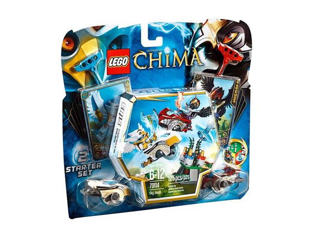 レゴ チーマ 空中バトル 70114