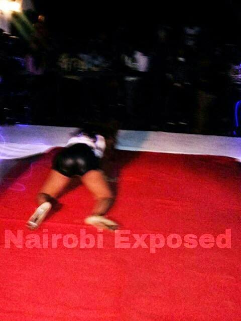 What NAIROBIAN Socialite PENDO Did At SHEBA Lounge In MOMBASA Last ...