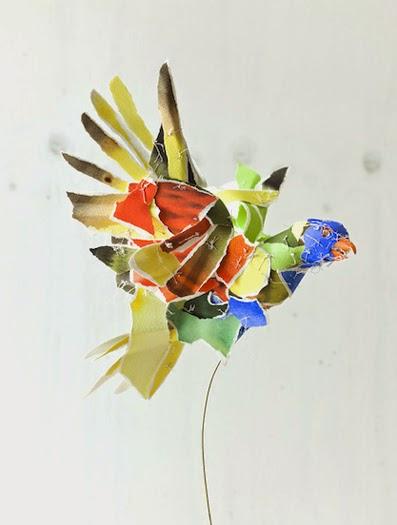 Escultura de Anna-Wili Highfield