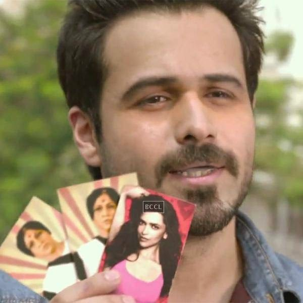 Emraan Hashmi is playing role of a conman in the film.