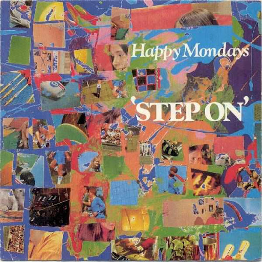 London 2012 Olympics Opening Ceremony Song, Happy Mondays Step On Lyrics