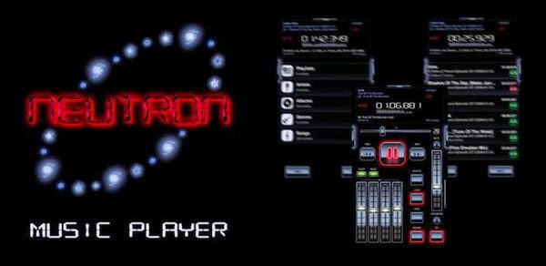 Neutron Music Player v1.68.2 - Mejora la calidad de audio en Android