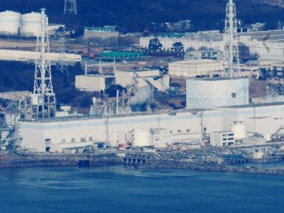 alerta nuclear central fukushima japon