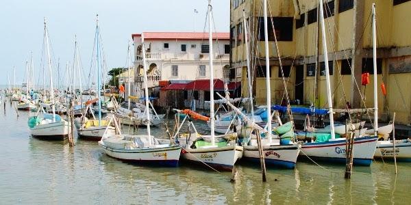 Férias em Belize - Belize City