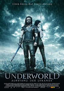 Thế Giới Ngầm 3 : Người Sói Nổi Dậy - Underworld 3: Rise Of The Lycans poster