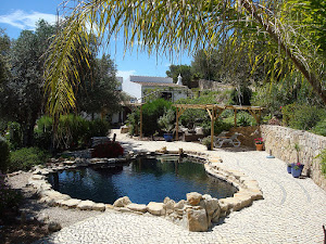Quinta dos Lirios Algarve villa to rent