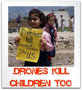 Drones Kill Children Too