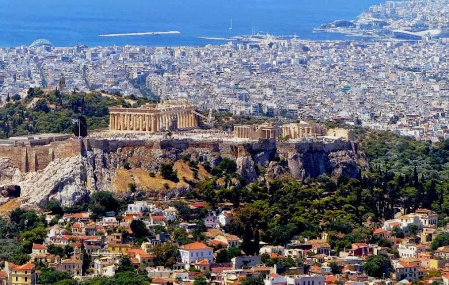 Moj prvenac: Kroz antičku Grčku