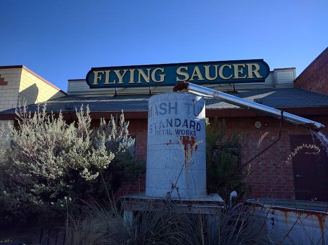 The Lake Flying Saucer