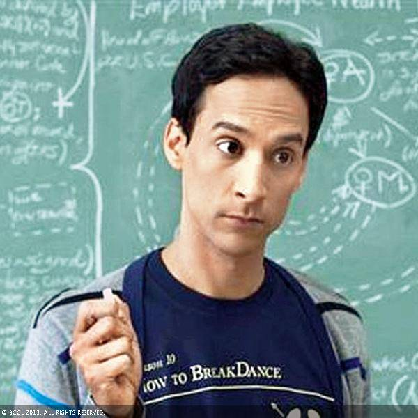 Danny Pudi plays the role of Abed Nadir in Community.