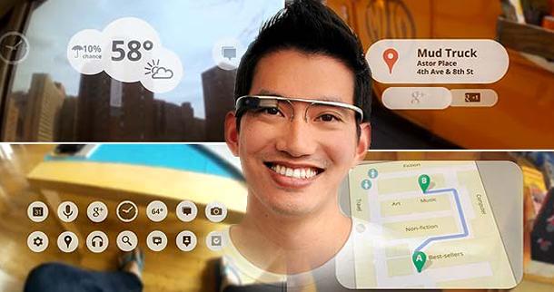 Projeto Óculos Google - Project Glass