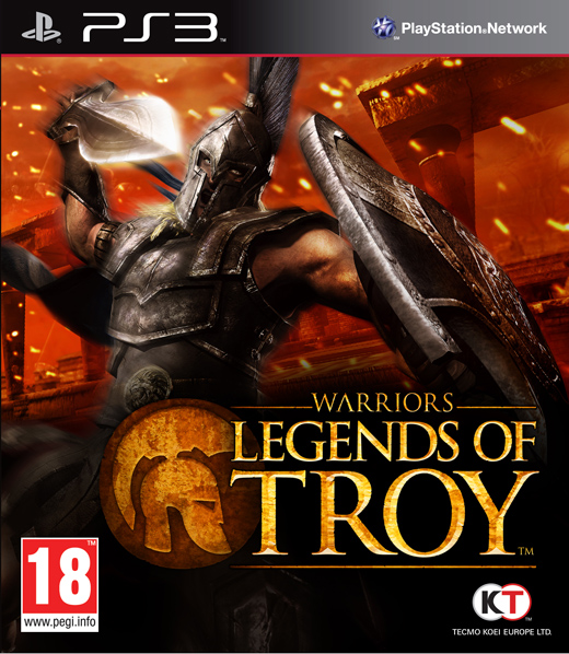[PS3] Warriors Legends Of Troy [EUR]