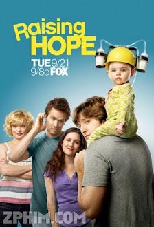 Gà Trống Nuôi Con 1 - Raising Hope Season 1 (2010) Poster