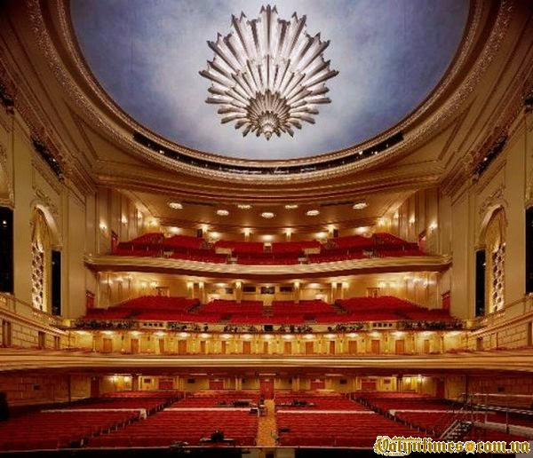 War Memorial Opera House, Сан-Франциско, Каліфорнія