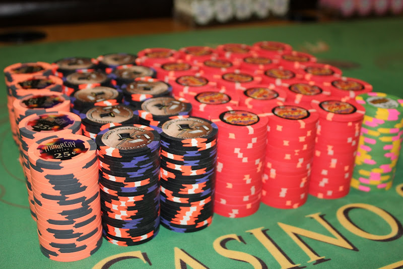 home poker cash game setup