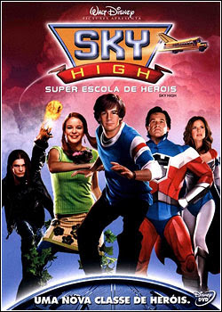 filmes  Download   Sky High   Super Escola de Heróis   DVDRip AVi   Dublado