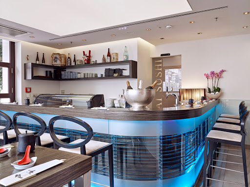 Unkai Bar & Sushi, Kärntner Ring 9, 1010 Wien, Österreich, Sushi Restaurant, state Wien