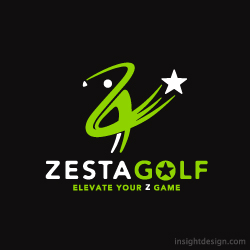 Zesta Golf Logo