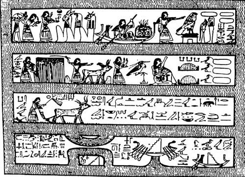 3. Thế giới tâm linh trong nền văn hóa Ai Cập: Địa ngục Duat.