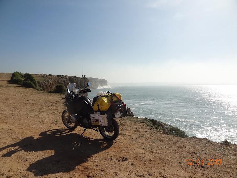 marrocos - Marrocos e Mauritãnia a Queimar Pneu e Gasolina DSC05437