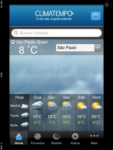 Muito Frio em São Paulo