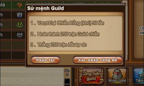"""Gunny tiếp tục """"hot"""" với phiên bản 3.4++ 2"""