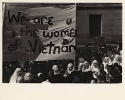 Image result for feminism during vietnam war
