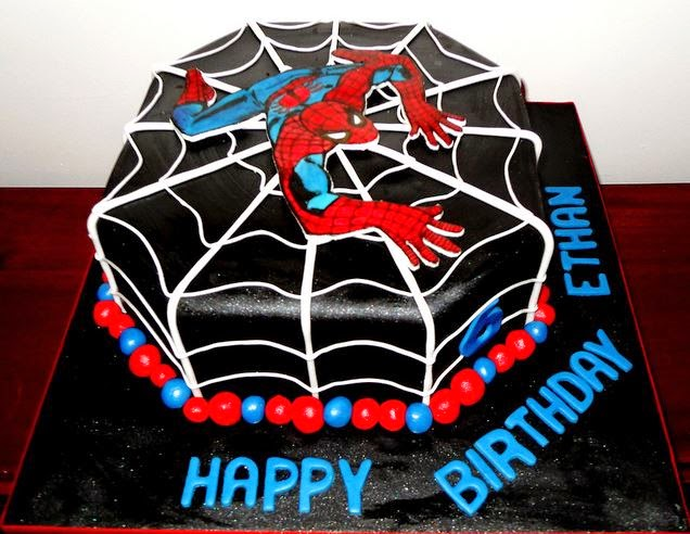50 Best Spiderman Birthday Cakes Ideas And Designs Page 2 of 5