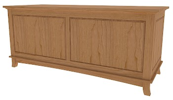 Rochester Cedar Chest