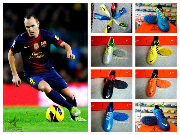 Cách chọn giày đá bóng sân cỏ nhân tạo | đánh giá giày đá bóng