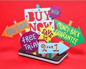 Publicidad móvil: de los escritorios a los bolsillos