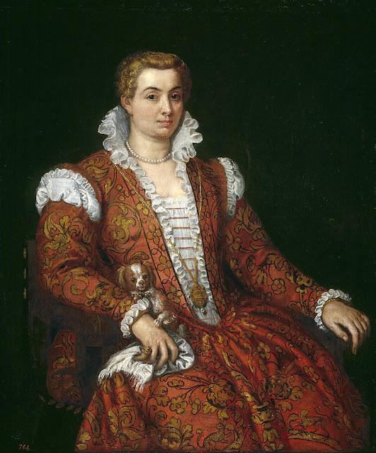 Paolo Veronese - Livia Colonna
