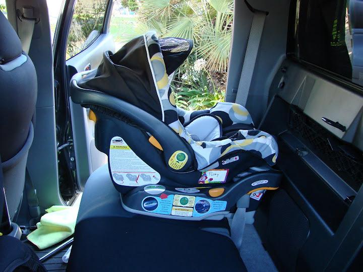 rear facing car seat toyota tacoma. Black Bedroom Furniture Sets. Home Design Ideas