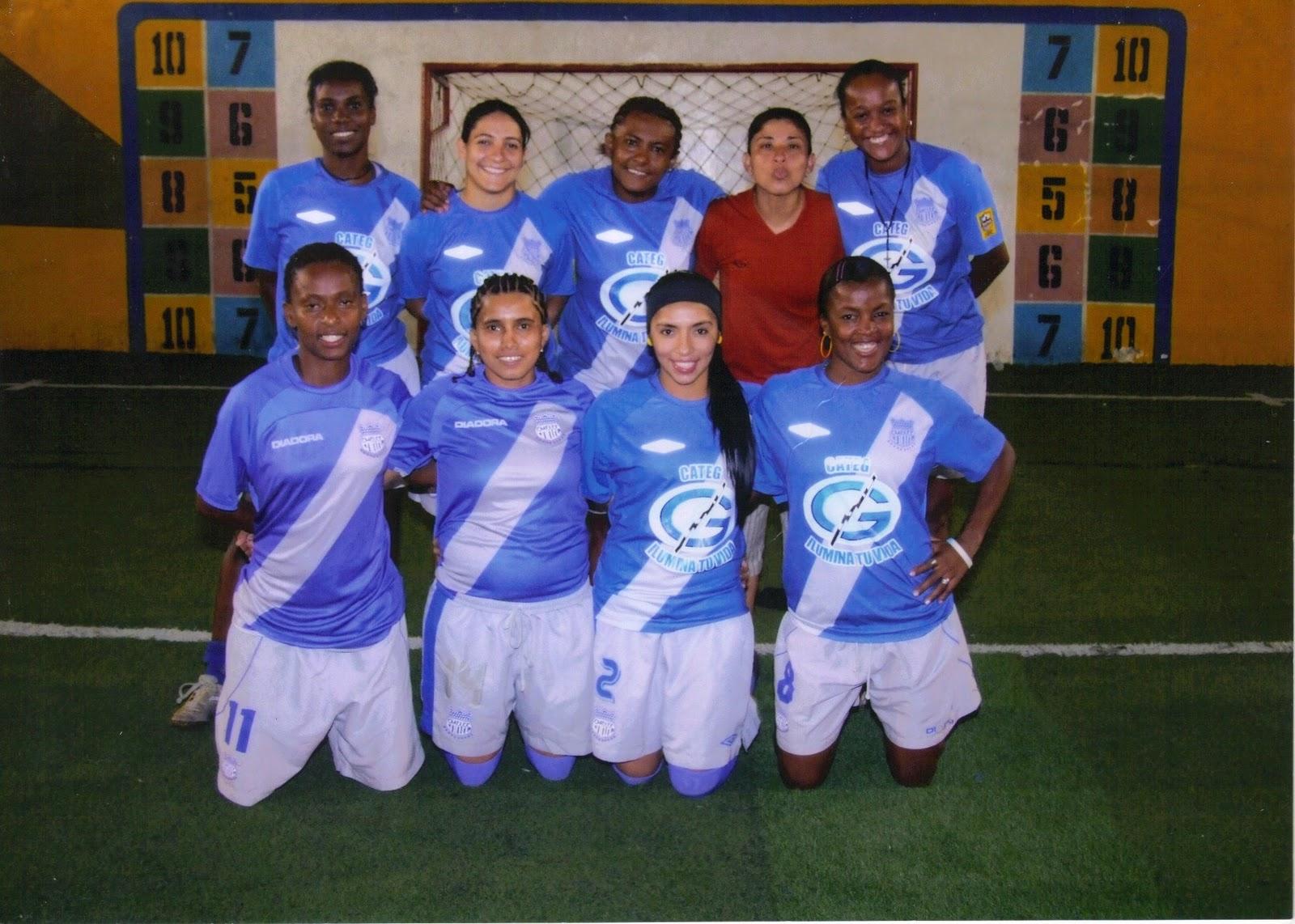 Futbol sala del guayas seleccion de futbol sala femenino for Federacion de futbol sala