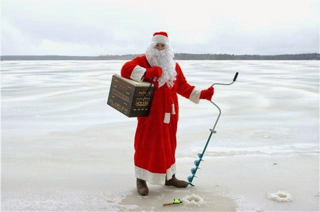 подарки рыбакам держи новоявленный год