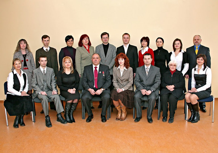 Професорсько-викладацький склад кафедри кримінального права, кримінального процесу та криміналістики