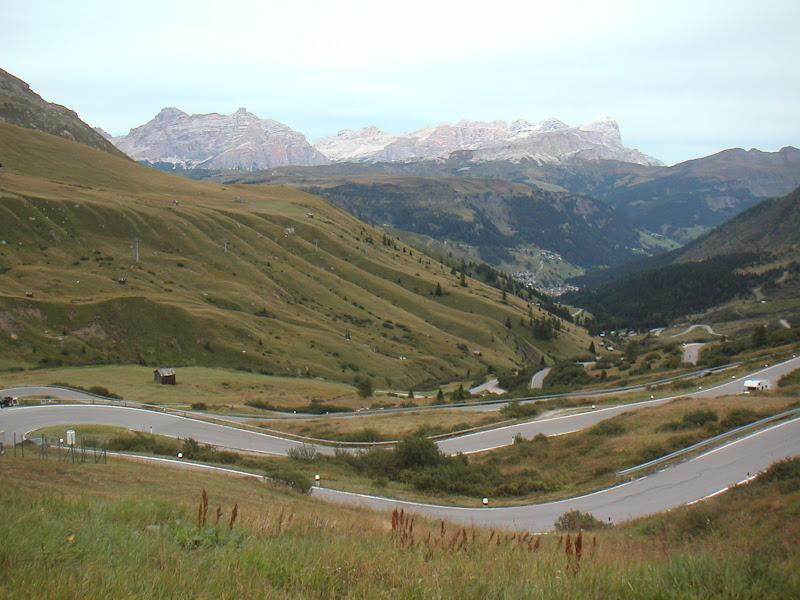 Dolomites • Passo Pordoi